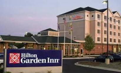 Brits find Hilton Garden Inn to their taste