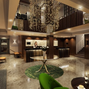 Hilton London Hyde Park completes renovations