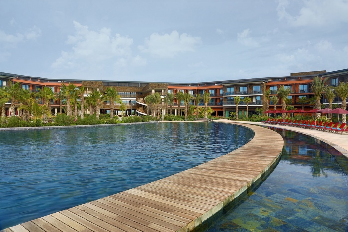 Prime minister Correia attends opening of Hilton Cabo Verde Sal Resort