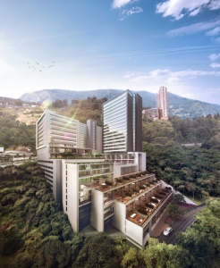 Hilton signs with Constructora Colpatria for Medellin hotel