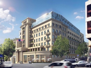 Hilton expands European capital city presence to Tbilisi