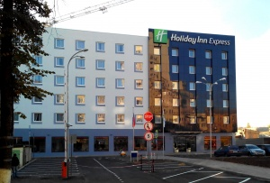 InterContinental takes Holiday Inn Express brand into Russia