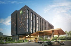 Holiday Inn set to open in St Marys, Sydney