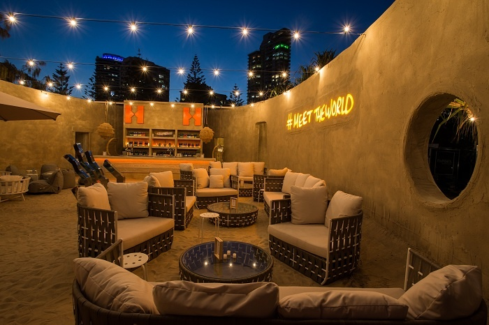 First all-sand hostel opens on the Gold Coast, Australia