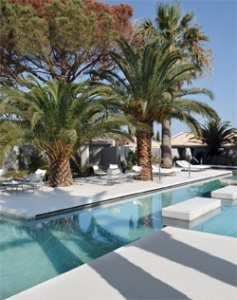 Hotel Sezz Saint Tropez opens spectacular spa and villas