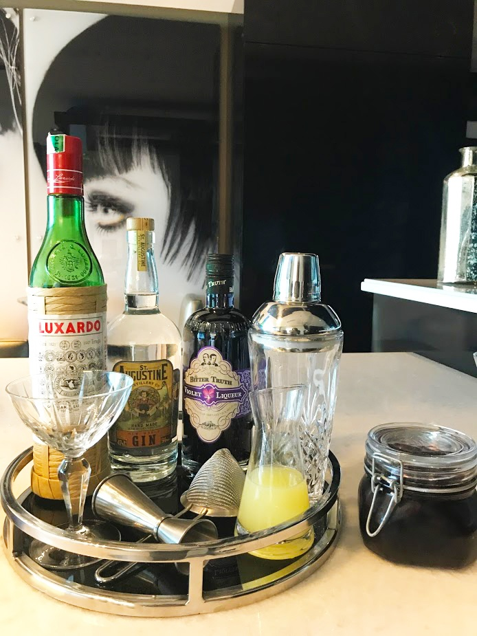 Hotel Beaux Arts Miami launches Bauhaus-inspired cocktail programme