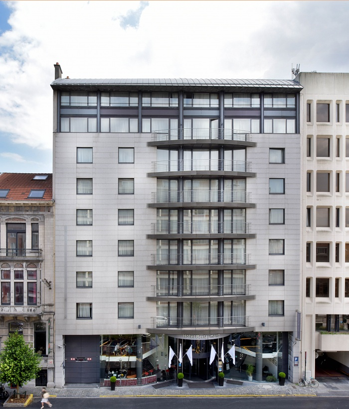 NH Hotel Group signs with Pandox for two Brussels properties