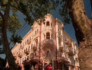 Luxury Collection debuts in Ukraine with Hotel Bristol