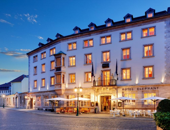 Hotel Elephant Weimar joins Autograph Collection in Germany