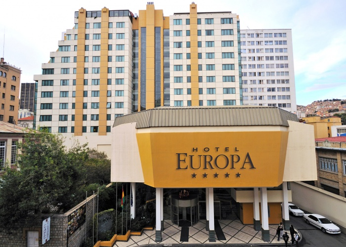 Breaking Travel News investigates: Hotel Europa, La Paz