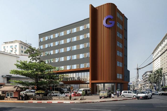 Hotel g yangon set to open its doors in september news for Design hotel yangon