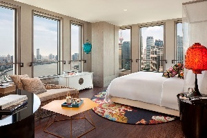 Hotel Indigo Shanghai on the Bund opens in December