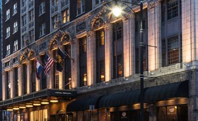 Hotel Phillips Kansas City joins Curio Collection by Hilton