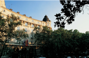 Mandarin Oriental plans extensive restoration of Hotel Ritz, Madrid