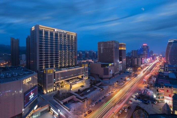 InterContinental Hotels Group opens fifth Hualuxe property in China