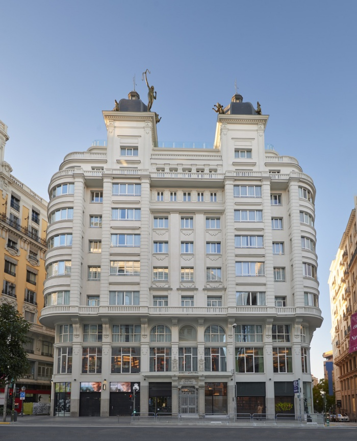 Hyatt Centric Gran Via Madrid welcomes first guests
