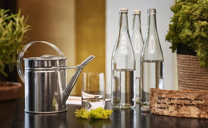 News: Hyatt Hotels launches battle against plastic