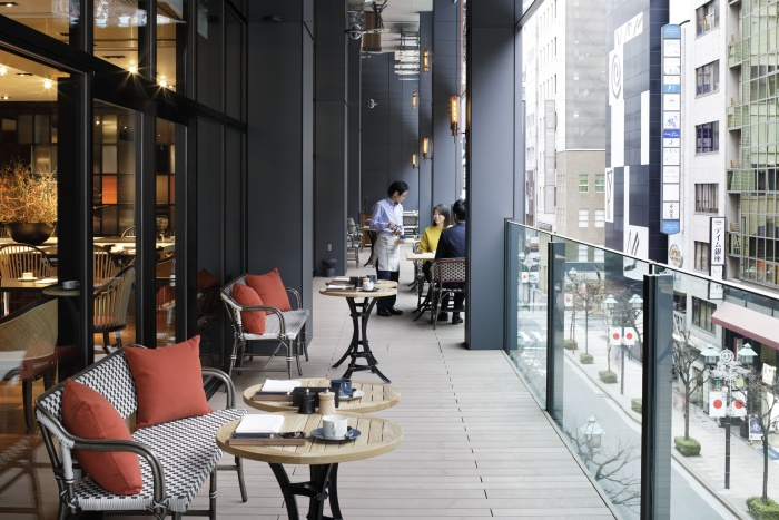 Hyatt Centric Ginza Tokyo opens to first guests