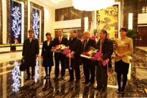 InterContinental Tangshan welcomes first guest