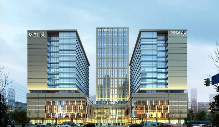 Innside by Meliá debut in China in Zhengzhou property
