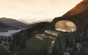 InterContinental Hotels to open luxury property in Davos
