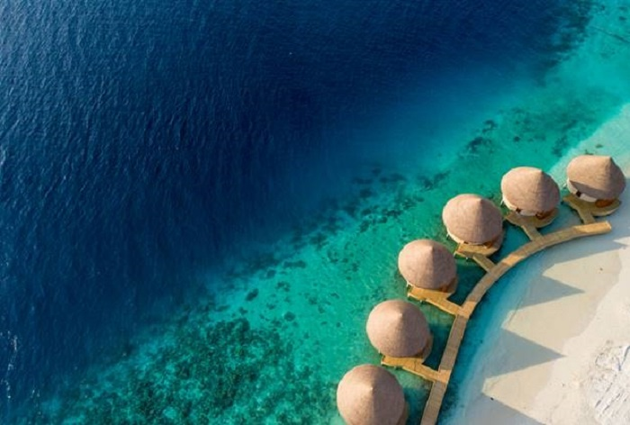 InterContinental Maldives Maamunagau opens to first guests