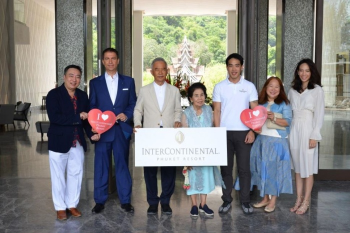 InterContinental Phuket Resort soft opens in Thailand with arrival of first guest