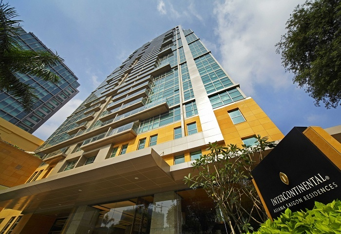 InterContinental Residences Saigon leads Vietnam serviced apartment sector