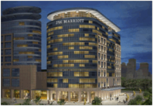 China welcomes JW Marriott Hotel Beijing Central