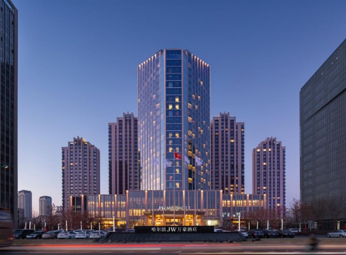 JW Marriott Hotel Harbin River North opens in China