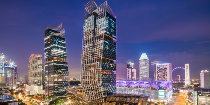 JW Marriott brand debuts in Singapore