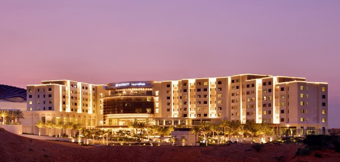 JW Marriott Muscat takes brand into Oman