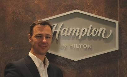 New leadership for Hampton by Hilton London Docklands, London