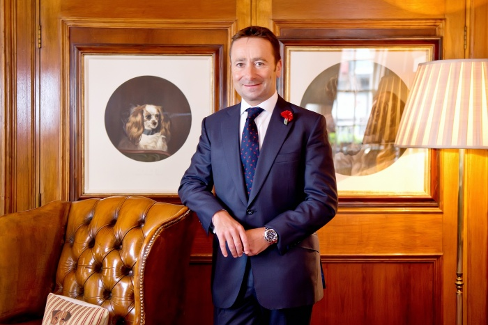 Breaking Travel News interview: Jonathan Raggett, managing director, Red Carnation Hotels