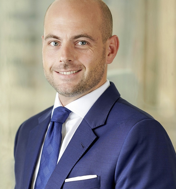 Bonafous to lead global sales strategy at Mövenpick