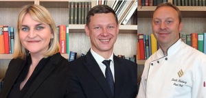 Jumeirah Frankfurt makes three new appointments