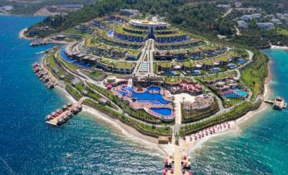 Jumeirah Bodrum Palace opens for business