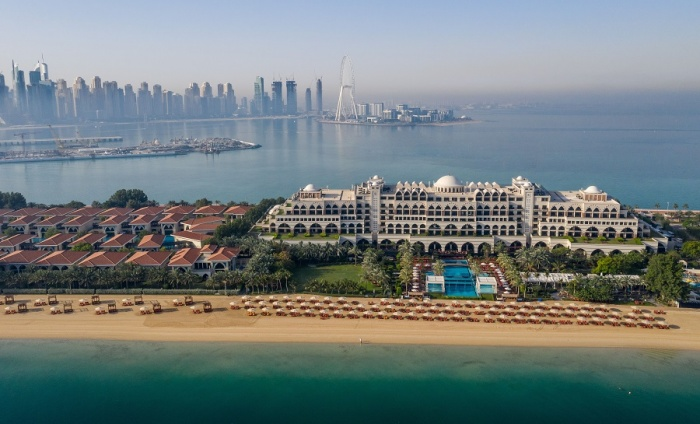 Jumeirah Zabeel Saray recognised for hygiene standards