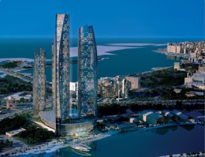 Jumeirah at Etihad Towers set to redefine luxury in the Middle East