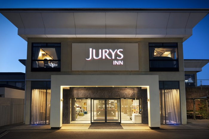 Jurys Inn makes cleanliness commitment ahead of July reopening