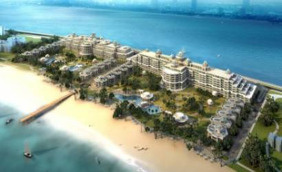 Kempinski Hotel & Residences Palm Jumeirah on schedule