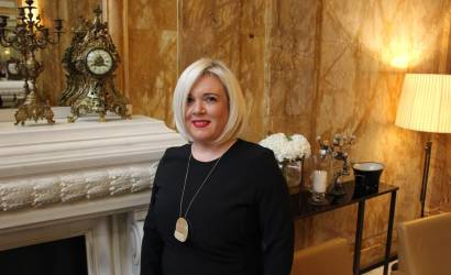 O'Connor to lead culinary offering at Hotel Café Royal