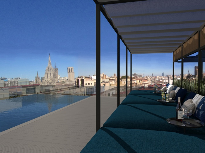 Kimpton Barcelona pencilled in for late 2019 opening