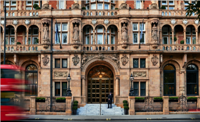 Kimpton Fitzroy London reopens to guests