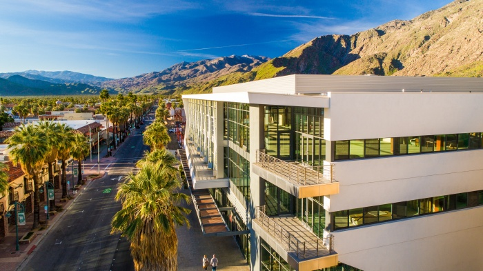Kimpton Rowan Palm Springs Hotel to open in October
