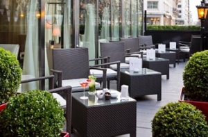 Rediscover the four terraces of Hôtel Fouquet's Barrière