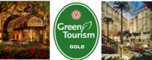 The Landmark London Hotel strikes gold with the Green Tourism