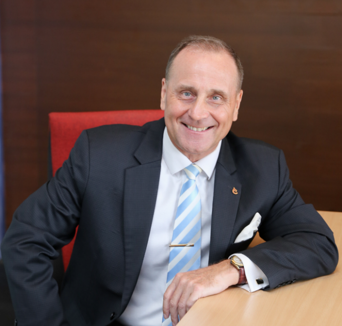 Langston handed business development role at Centara Hotels