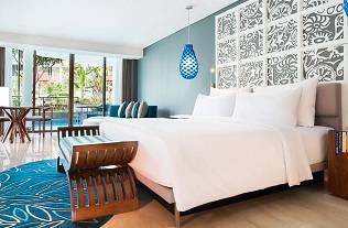 Starwood unveils Le Meridien Bali Jimbaran