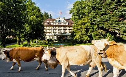 Le Grand Bellevue, Gstaad, unveils new spa for summer season